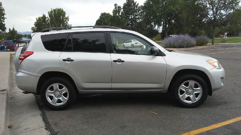 2010 Toyota RAV4 for sale at Mister Auto in Lakewood CO