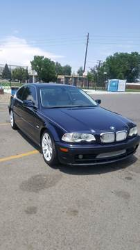 2003 BMW 3 Series for sale at Mister Auto in Lakewood CO