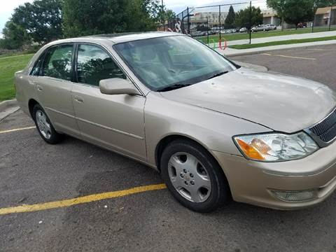 2004 Toyota Avalon for sale at Mister Auto in Lakewood CO