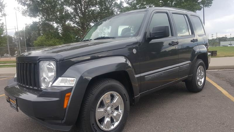2011 Jeep Liberty for sale at Mister Auto in Lakewood CO