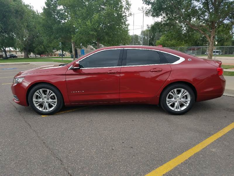 2014 Chevrolet Impala for sale at Mister Auto in Lakewood CO