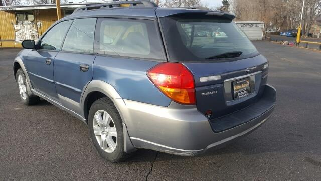 2005 Subaru Outback for sale at Mister Auto in Lakewood CO