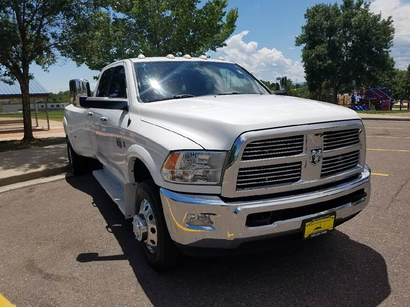 2011 RAM Ram Pickup 3500 for sale at Mister Auto in Lakewood CO