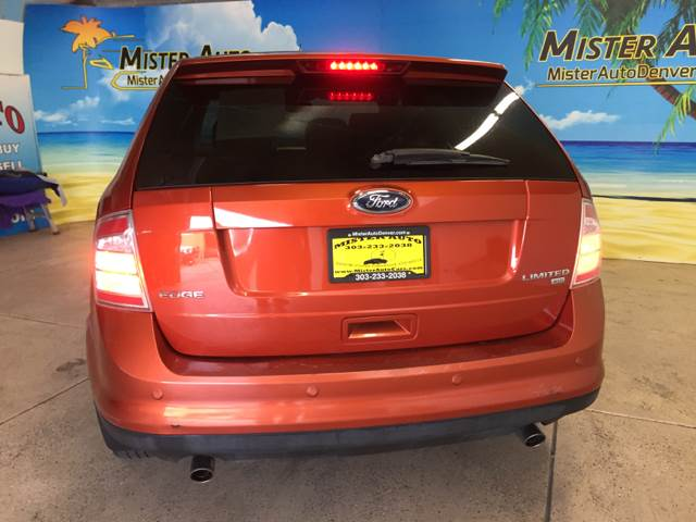 2008 Ford Edge for sale at Mister Auto in Lakewood CO