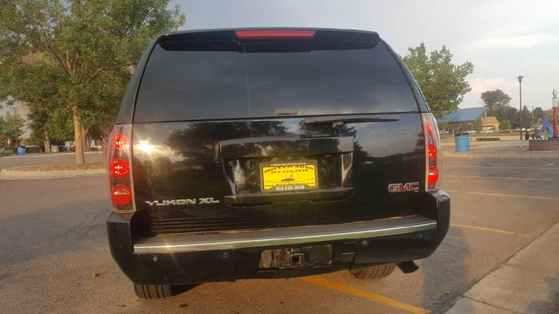 2008 GMC Yukon XL for sale at Mister Auto in Lakewood CO