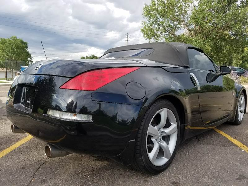 2007 Nissan 350Z for sale at Mister Auto in Lakewood CO