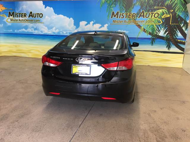 2011 Hyundai Elantra for sale at Mister Auto in Lakewood CO