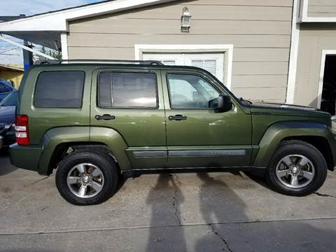2008 Jeep Liberty for sale at Mister Auto in Lakewood CO