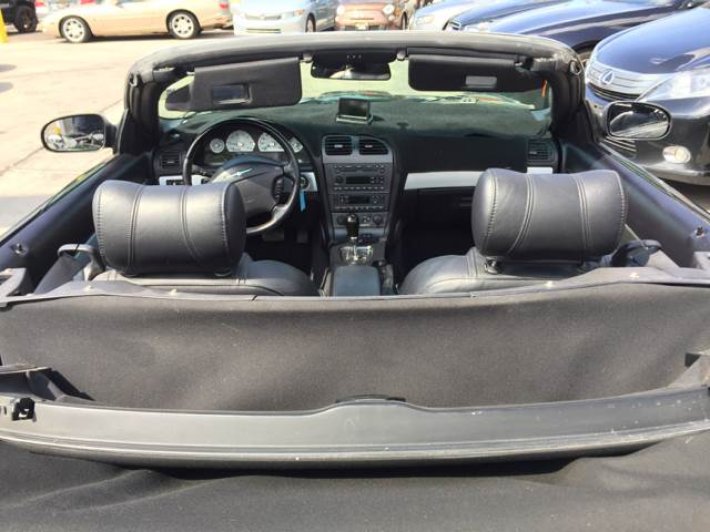 2004 Ford Thunderbird for sale at Mister Auto in Lakewood CO