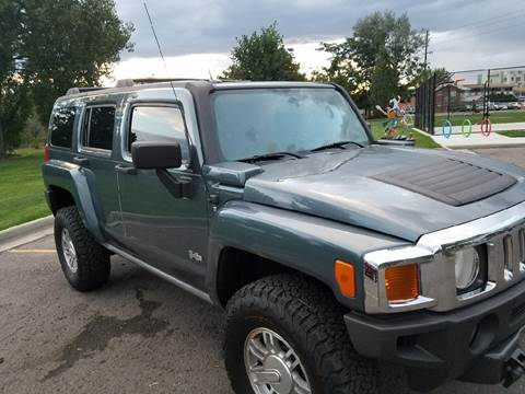 2006 HUMMER H3 for sale at Mister Auto in Lakewood CO