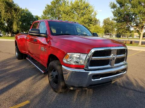 2016 RAM Ram Pickup 3500 for sale in Lakewood, CO