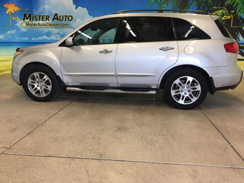 2007 Acura MDX for sale in Lakewood, CO