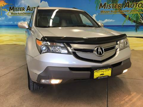2007 Acura MDX for sale at Mister Auto in Lakewood CO