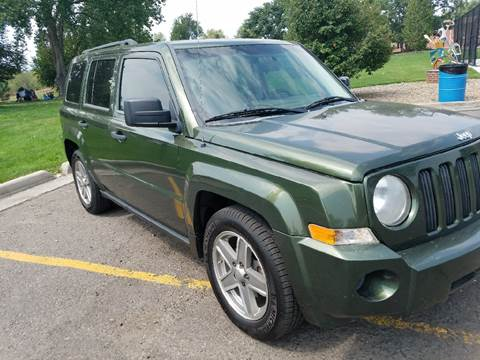 2008 Jeep Patriot for sale at Mister Auto in Lakewood CO