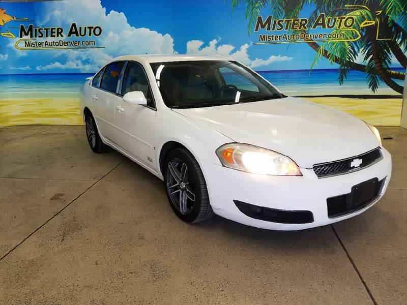 2006 Chevrolet Impala For Sale At Mister Auto In Lakewood CO
