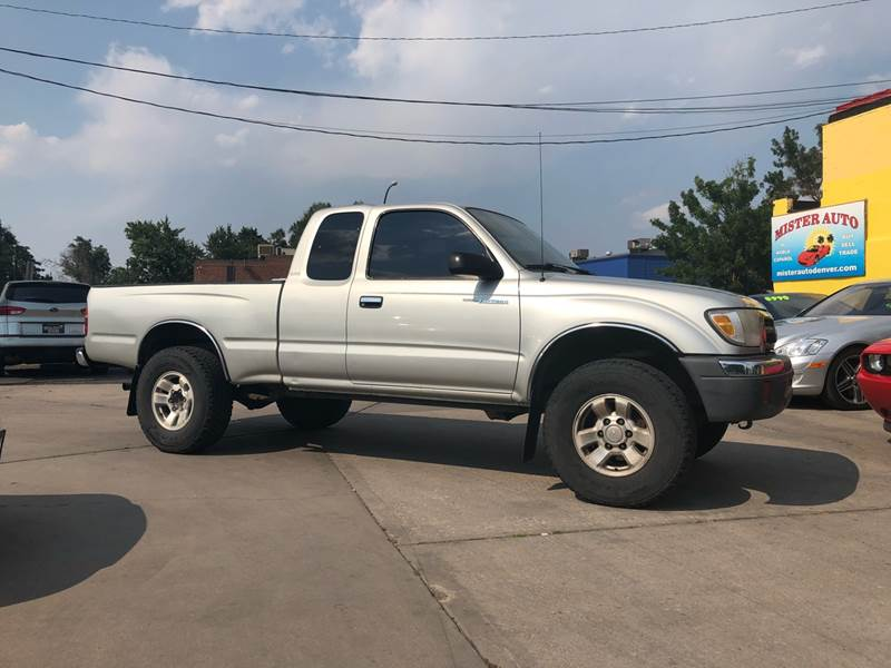 Elegant 2000 Toyota Tacoma For Sale At Mister Auto In Lakewood CO