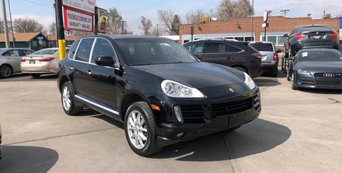 2008 Porsche Cayenne for sale in Lakewood, CO