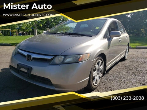2006 Honda Civic for sale in Lakewood, CO