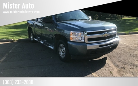 Chevrolet For Sale In Lakewood Co Mister Auto