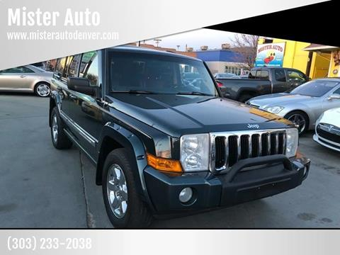 2006 Jeep Commander for sale in Lakewood, CO