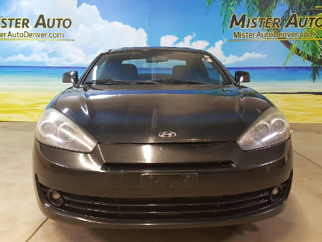 2008 Hyundai Tiburon for sale at Mister Auto in Lakewood CO