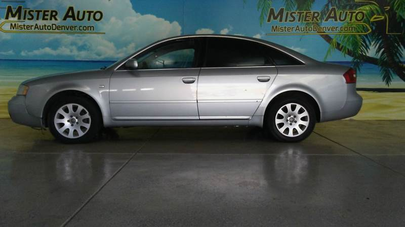 1999 Audi A6 for sale at Mister Auto in Lakewood CO