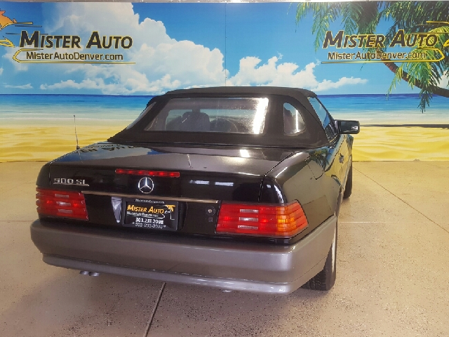 1992 Mercedes-Benz 500-Class for sale at Mister Auto in Lakewood CO