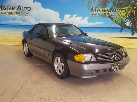 1992 Mercedes-Benz 500-Class for sale in Lakewood, CO