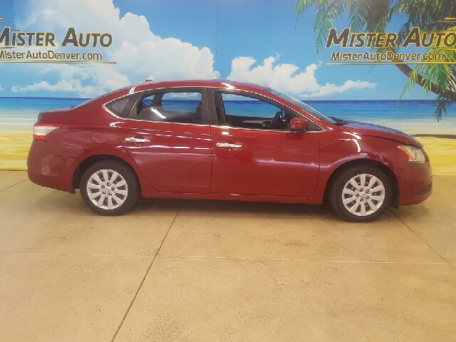 2013 Nissan Sentra for sale at Mister Auto in Lakewood CO
