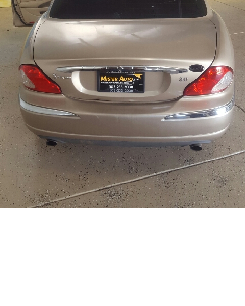 2003 Jaguar X-Type for sale at Mister Auto in Lakewood CO