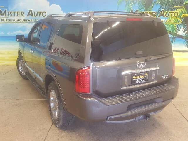 2004 Infiniti QX56 for sale at Mister Auto in Lakewood CO