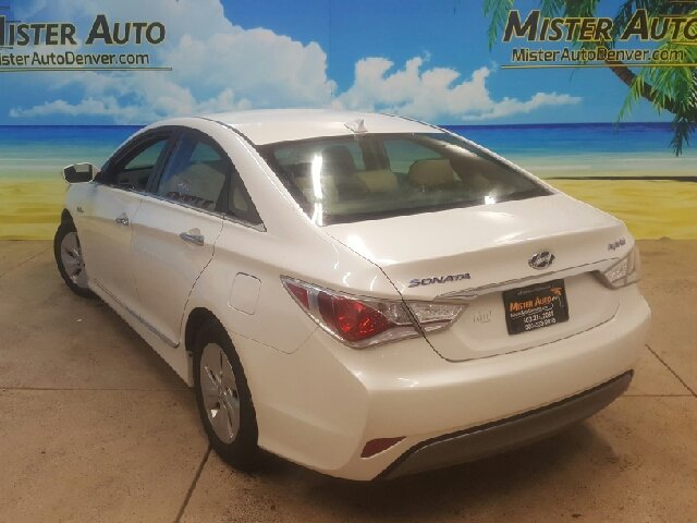 2013 Hyundai Sonata Hybrid for sale at Mister Auto in Lakewood CO