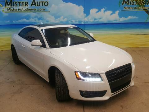 2009 Audi A5 for sale at Mister Auto in Lakewood CO