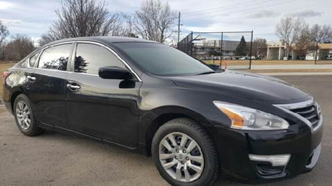 2014 Nissan Altima for sale in Lakewood, CO