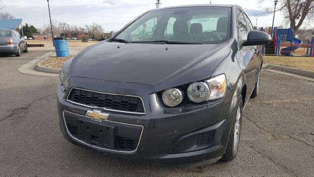2014 Chevrolet Sonic for sale at Mister Auto in Lakewood CO