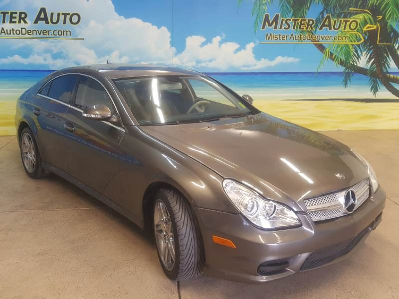 2007 Mercedes-Benz 500-Class for sale at Mister Auto in Lakewood CO