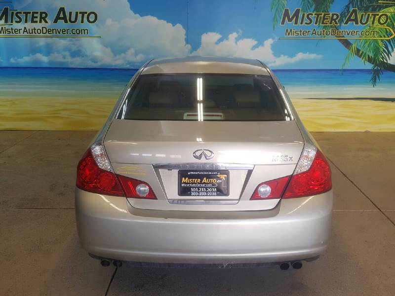2006 Infiniti M35 for sale at Mister Auto in Lakewood CO