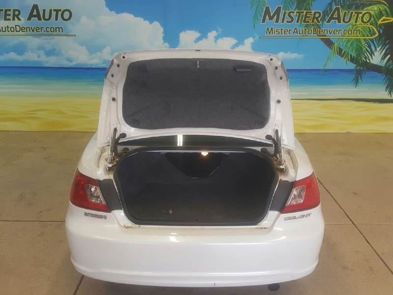 2012 Mitsubishi Galant for sale at Mister Auto in Lakewood CO
