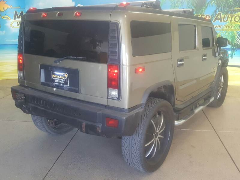 2006 HUMMER H2 for sale at Mister Auto in Lakewood CO