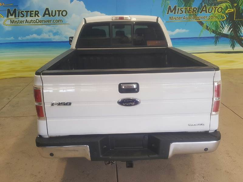 2011 Ford F-150 for sale at Mister Auto in Lakewood CO