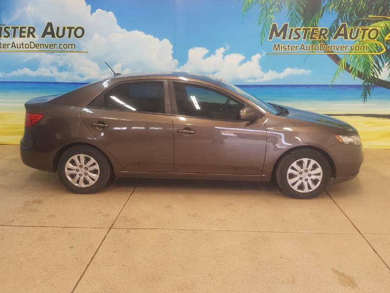 2013 Kia Forte for sale at Mister Auto in Lakewood CO
