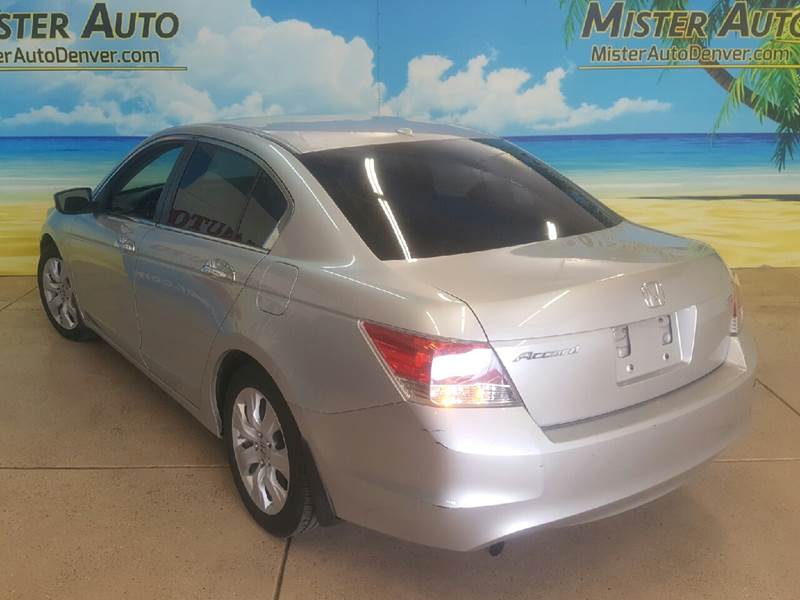 2009 Honda Accord for sale at Mister Auto in Lakewood CO