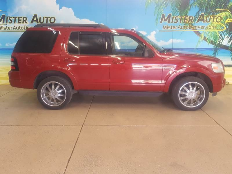 2010 Ford Explorer for sale at Mister Auto in Lakewood CO