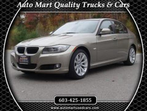 2011 BMW 3 Series for sale in Derry, NH