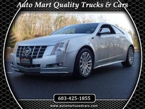2012 Cadillac CTS for sale in Derry, NH