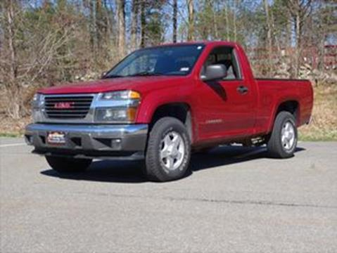 2005 GMC Canyon for sale in Derry, NH
