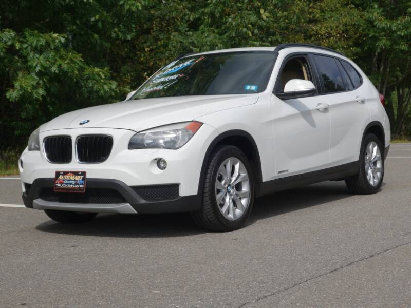 2014 BMW X1 for sale at Auto Mart in Derry NH