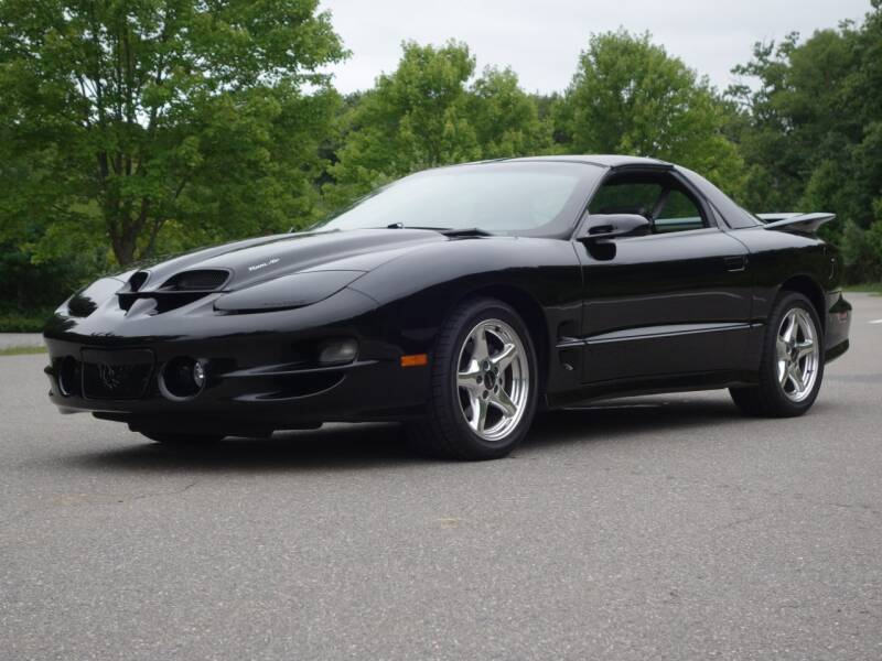 2001 Pontiac Firebird for sale at Auto Mart in Derry NH