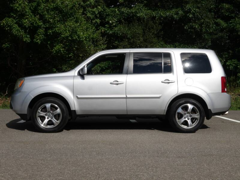 2012 Honda Pilot for sale at Auto Mart in Derry NH