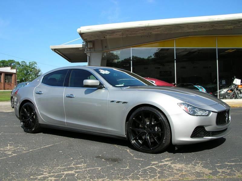 2014 Maserati Ghibli for sale at South Atlanta Motorsports in Mcdonough GA